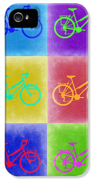 Vintage Bicycle Pop Art 2 IPhone 5 / 5s Case by Naxart Studio