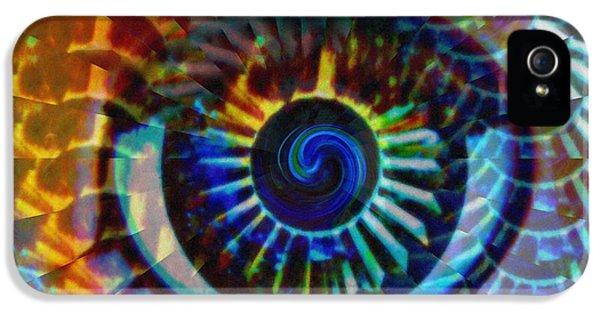Sight iPhone 5 Cases - Visionary iPhone 5 Case by Gwyn Newcombe