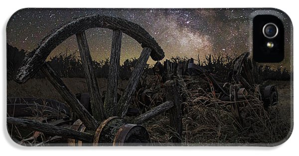 Decay iPhone 5 Cases - Wagon Decay iPhone 5 Case by Aaron J Groen