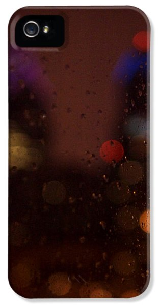 Waiting  IPhone 5 / 5s Case by Rona Black