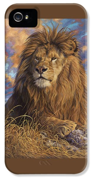 Watchful Eyes IPhone 5 / 5s Case by Lucie Bilodeau