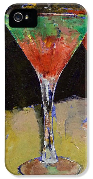 Watermelon Martini IPhone 5 / 5s Case by Michael Creese