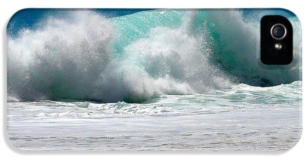 Power iPhone 5 Cases - Wave iPhone 5 Case by Karon Melillo DeVega