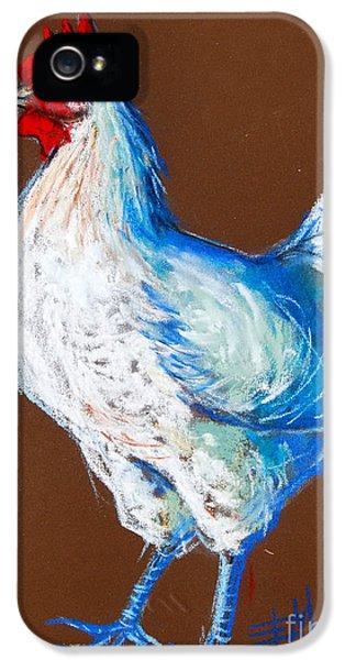 White Hen IPhone 5 / 5s Case by Mona Edulesco