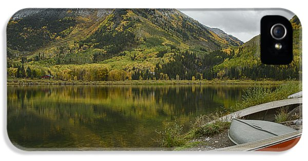 Whitehouse Mountain IPhone 5 / 5s Case by Idaho Scenic Images Linda Lantzy