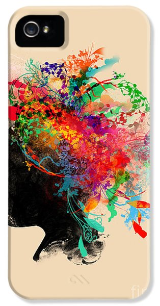 Color iPhone 5 Cases - Wildchild iPhone 5 Case by Budi Satria Kwan