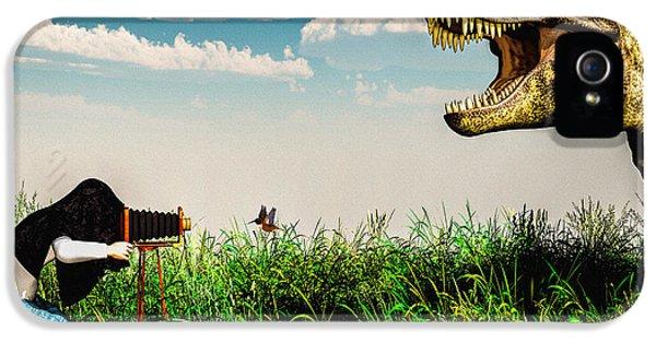 Decorative iPhone 5 Cases - Wildlife Photographer  iPhone 5 Case by Bob Orsillo