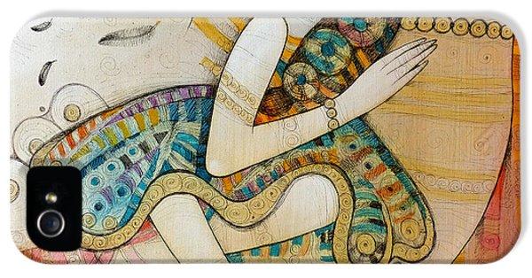 Albena iPhone 5 Cases - Wonderland iPhone 5 Case by Albena Vatcheva