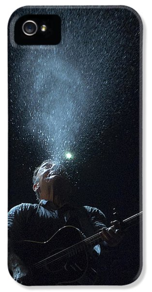 Working On The Highway IPhone 5 / 5s Case by Jeff Ross