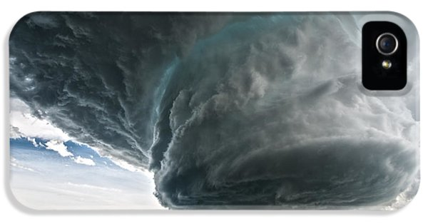 Storm iPhone 5 Cases - Wyoming Beauty iPhone 5 Case by Colt Forney