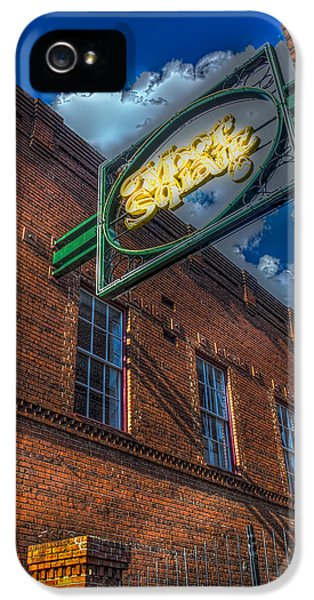 Aves iPhone 5 Cases - Ybor Square iPhone 5 Case by Marvin Spates