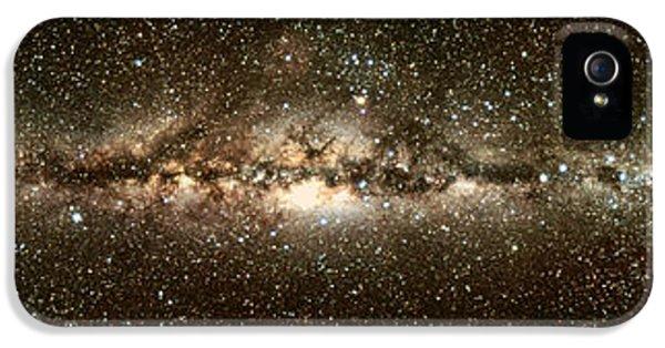 Astrophysics iPhone 5 Cases - Milky Way iPhone 5 Case by Eckhard Slawik