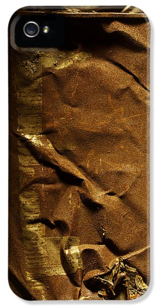 Corroded iPhone 5 Cases - Spray can iPhone 5 Case by Tony Cordoza