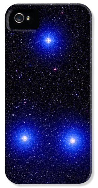 Astrophysics iPhone 5 Cases - Stars iPhone 5 Case by Celestial Image Co.