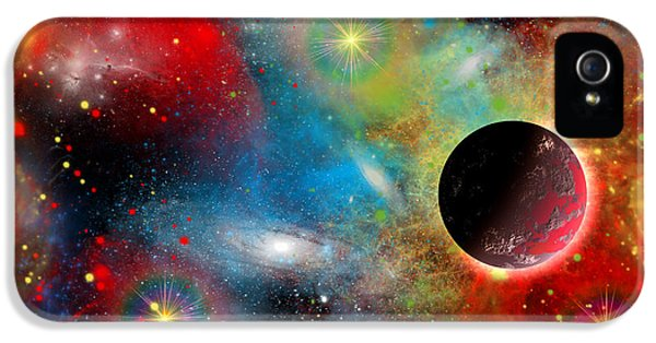 Complexity iPhone 5 Cases - Artists Concept Illustrating iPhone 5 Case by Mark Stevenson