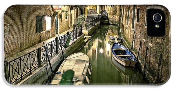 Gate iPhone 5 Cases - Venezia iPhone 5 Case by Joana Kruse