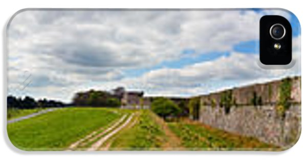 Ammunition iPhone 5 Cases - 360 Panorama of Phoenix Park and Chapelizod iPhone 5 Case by Semmick Photo