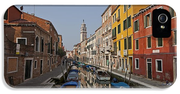 Architecture iPhone 5 Cases - Venice - Italy iPhone 5 Case by Joana Kruse