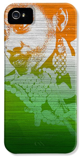 African iPhone 5 Cases - Aliyah iPhone 5 Case by Naxart Studio
