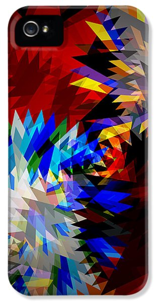 Cooperation iPhone 5 Cases - Allure Blade iPhone 5 Case by Atiketta Sangasaeng