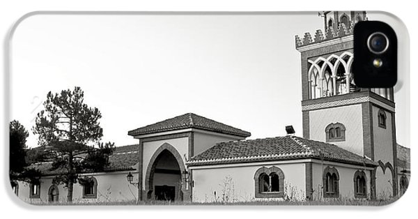 Andalusia iPhone 5 Cases - Andalucian mosque iPhone 5 Case by Tom Gowanlock