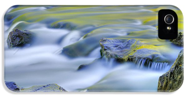 Speed iPhone 5 Cases - Argen River iPhone 5 Case by Silke Magino