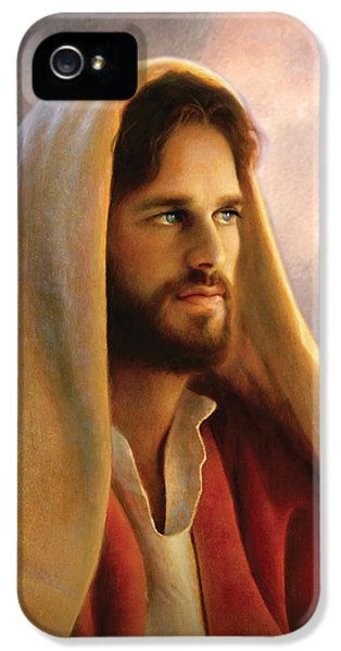 Savior iPhone 5 Cases - Bread of Life iPhone 5 Case by Greg Olsen