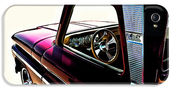 Restoration iPhone 5 Cases - Chevy Pickup iPhone 5 Case by Douglas Pittman
