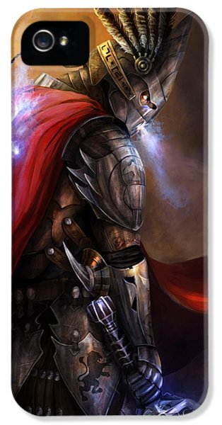 Holy Spirit iPhone 5 Cases - Christ Within iPhone 5 Case by Steve Goad
