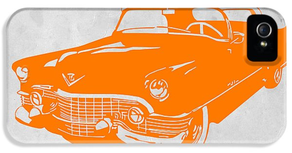 American iPhone 5 Cases - Classic Chevy iPhone 5 Case by Naxart Studio