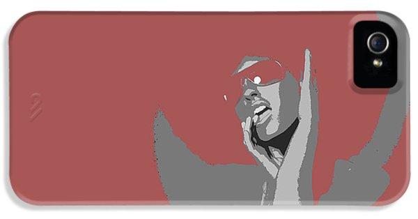African iPhone 5 Cases - Disco Dance iPhone 5 Case by Naxart Studio