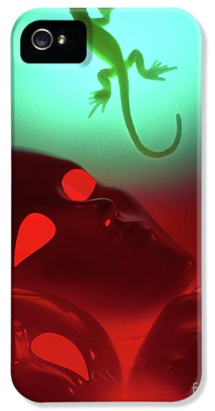 End Of Days iPhone 5 Cases - End Of Days iPhone 5 Case by Bob Christopher