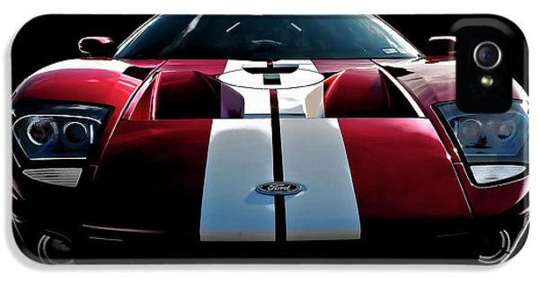 Extreme iPhone 5 Cases - Ford GT iPhone 5 Case by Douglas Pittman
