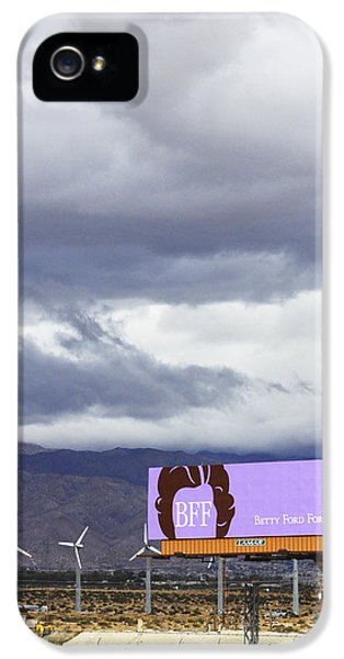 Forever Palm Springs IPhone 5 / 5s Case by William Dey