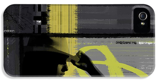 Expressive iPhone 5 Cases - Hip Arch iPhone 5 Case by Naxart Studio