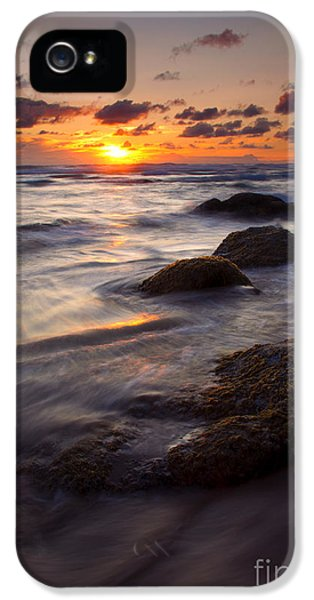 Hug iPhone 5 Cases - Hug Point Tides iPhone 5 Case by Mike  Dawson