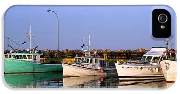 Colour Image iPhone 5 Cases - Iles De La Madeleine, Quebec iPhone 5 Case by Ron Watts