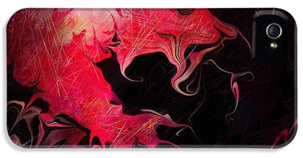 Infection iPhone 5 Cases - Infection iPhone 5 Case by Rachel Christine Nowicki