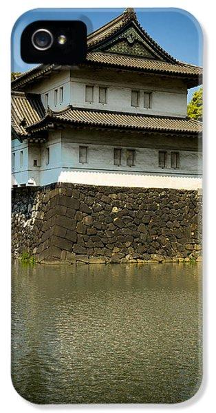 Japan Castle IPhone 5 / 5s Case by Sebastian Musial