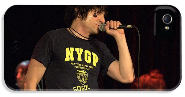 Jeff Ross iPhone 5 Cases - Jesse Malin iPhone 5 Case by Jeff Ross