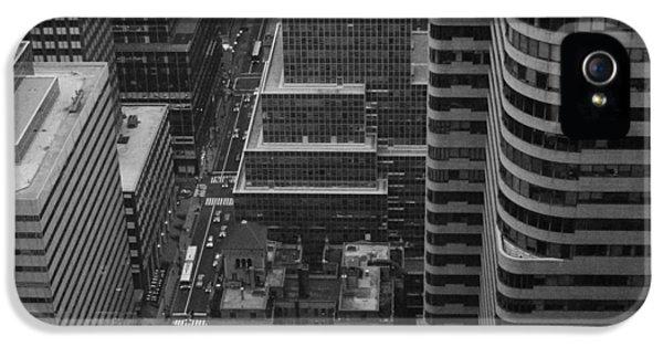Manhattan IPhone 5 / 5s Case by Naxart Studio