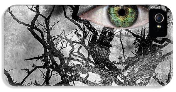 Medusa Tree IPhone 5 / 5s Case by Semmick Photo
