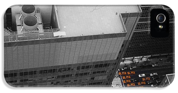New York Cabs IPhone 5 / 5s Case by Naxart Studio