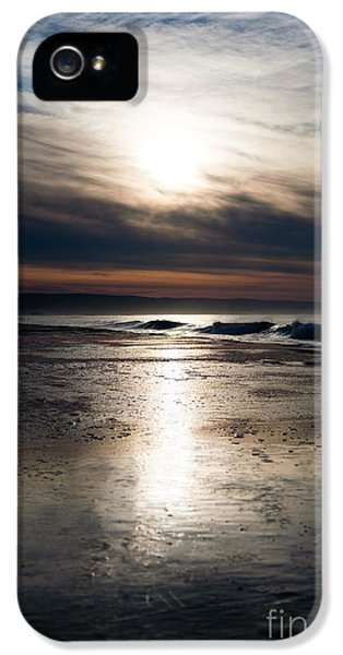 Balboa iPhone 5 Cases - Newport Beach Sunrise iPhone 5 Case by Paul Velgos