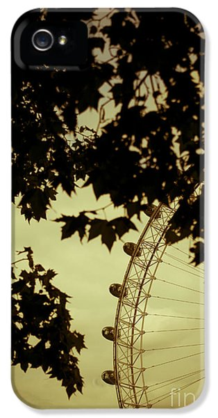 October Mist IPhone 5 / 5s Case by Jan Bickerton