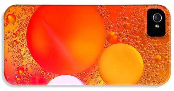 Color Effect iPhone 5 Cases - Out There iPhone 5 Case by Olivier Le Queinec