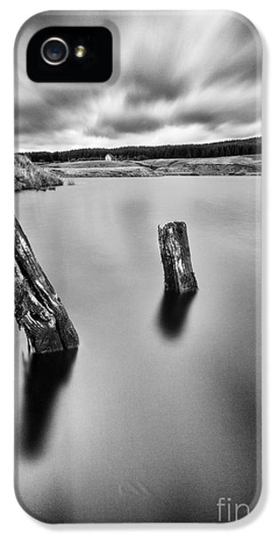 Point Of View iPhone 5 Cases - Perfectly Still iPhone 5 Case by John Farnan