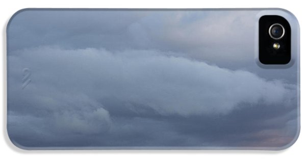 Storm Clouds iPhone 5 Cases - Reach for the Sky 8 iPhone 5 Case by Mike McGlothlen