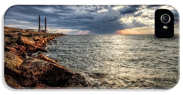 Oswego iPhone 5 Cases - Reward for a Long Walk iPhone 5 Case by Everet Regal
