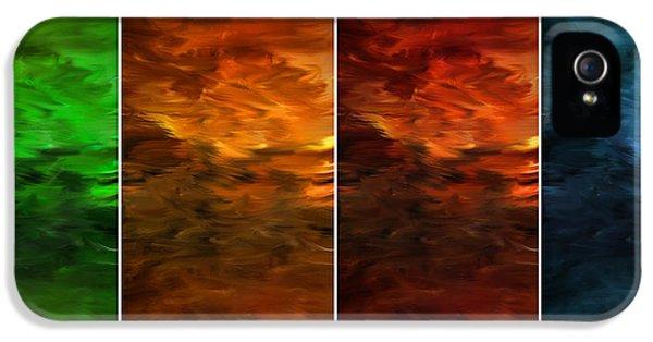 Seasons Change IPhone 5 / 5s Case by Lourry Legarde